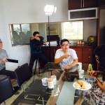 Syuting SOShort produksi ke-4 bersama @NCLYS @ifnhr dan @nonamerah