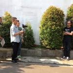 Di produksi ke-5, ada @koharotv yang menjadi camera operator